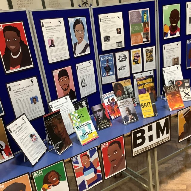 RTSFC Library BHM Display